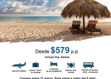 Promo Flash Cancún